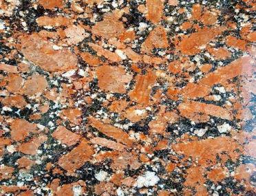 Orange Granite