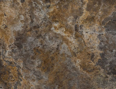 Gold Silver Travertine