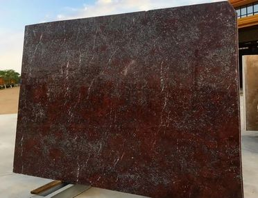 Imperial Red Spot Marble