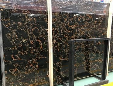 Gold Marshal Marble